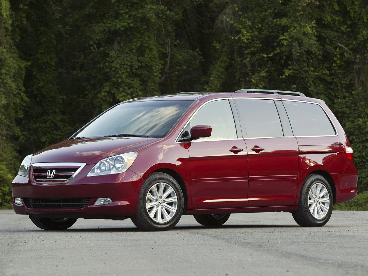 2006 Honda Odyssey EX-L 4428 Axle Ratio16 Alloy WheelsHeated Front Bucket SeatsLeather Seat T