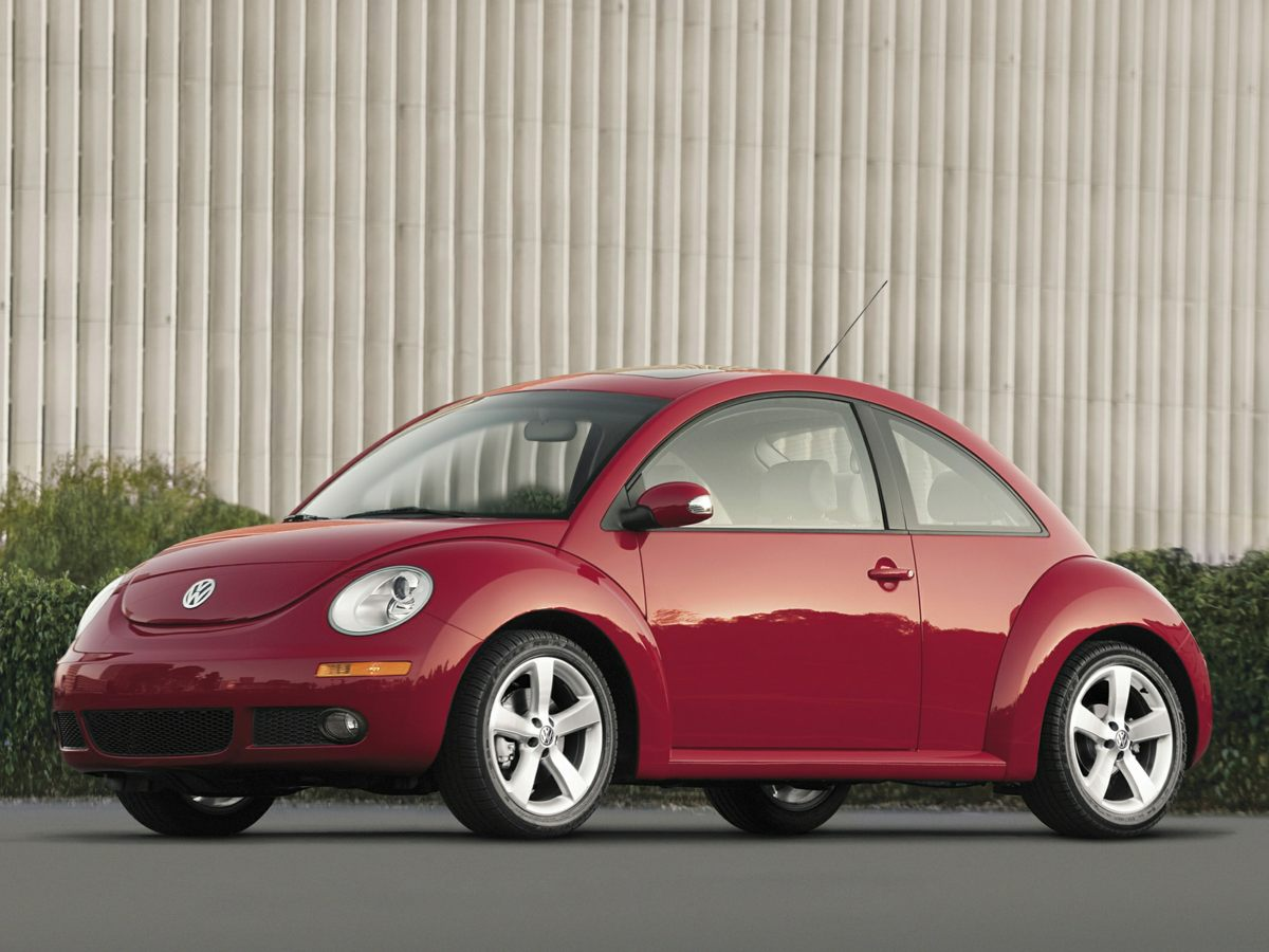 2006 Volkswagen Beetle 25L Red LOCAL TRADE NON-SMOKER and SERVICE RECORDS AVAILABLE