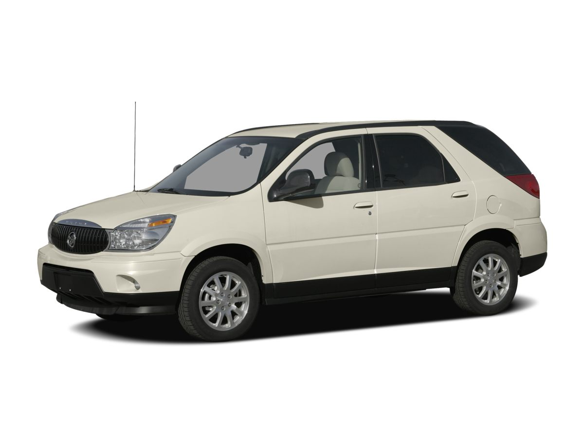 used buick rendezvous cxl 2007 jacksonville fl p7s539312. Black Bedroom Furniture Sets. Home Design Ideas
