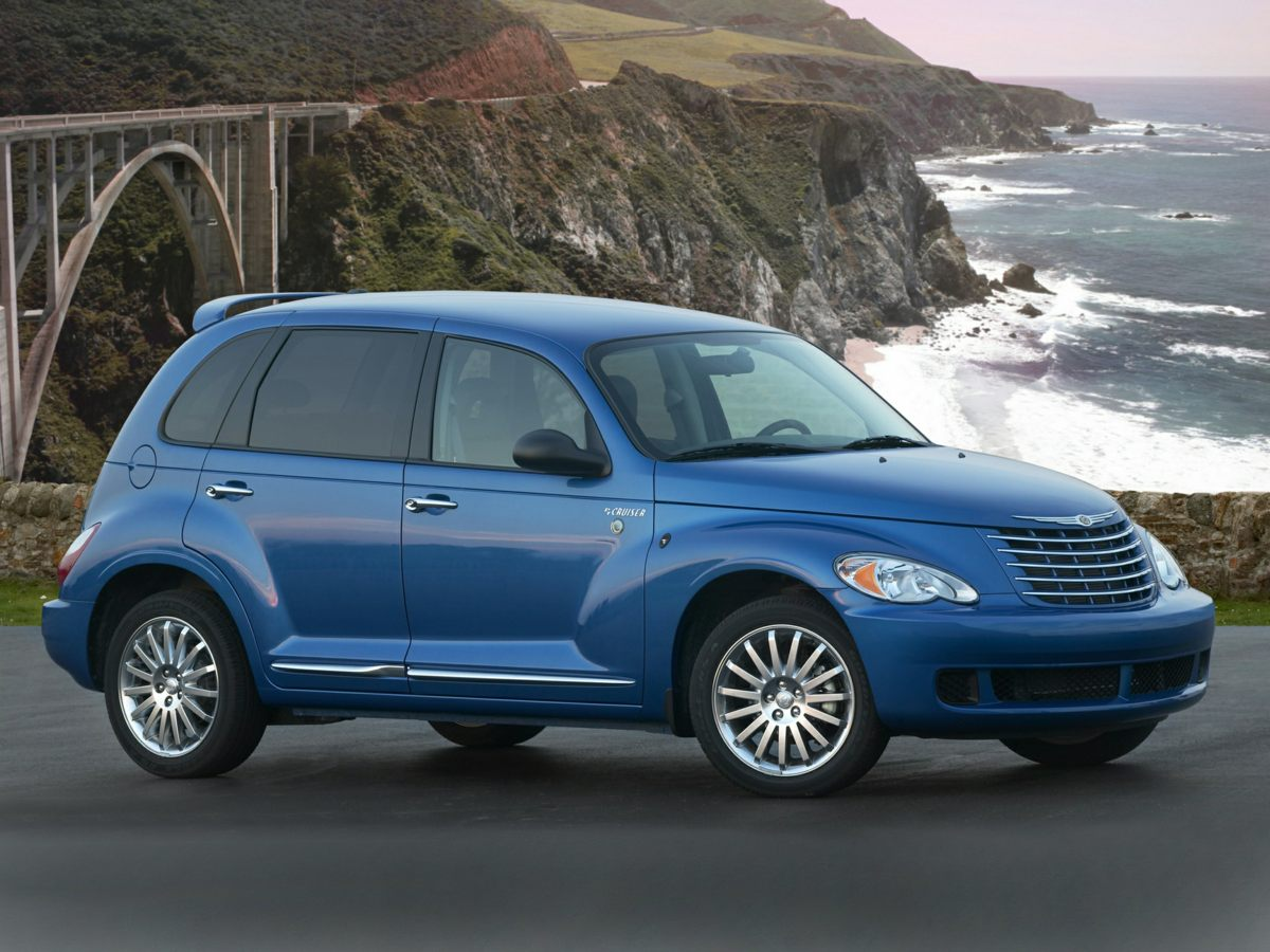 2007 Chrysler PT Cruiser Touring Blue 4 SpeakersAMFM Compact DiscAMFM radioCD playerAir Cond