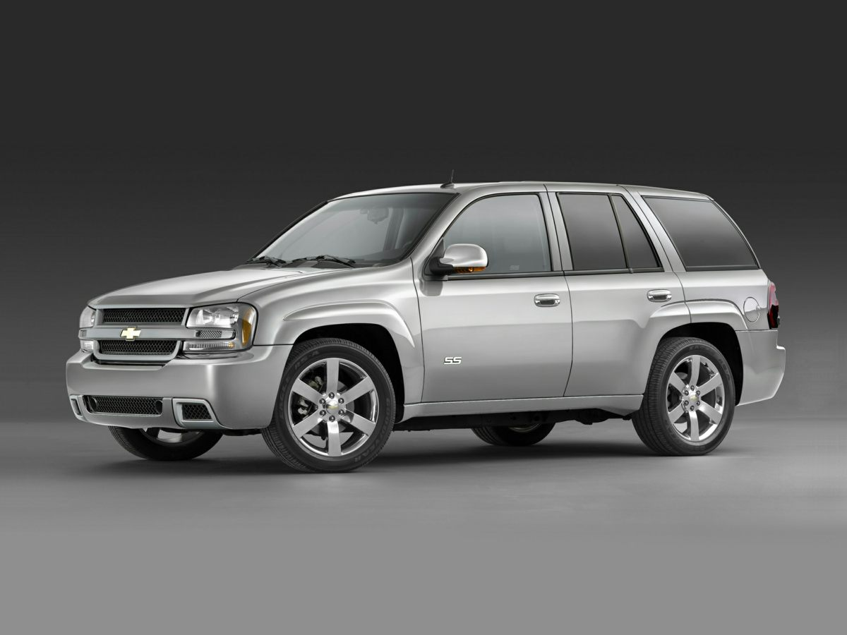 2007 Chevrolet TrailBlazer LT Black TrailBlazer LT and 4WD Call and ask for details The Crippen