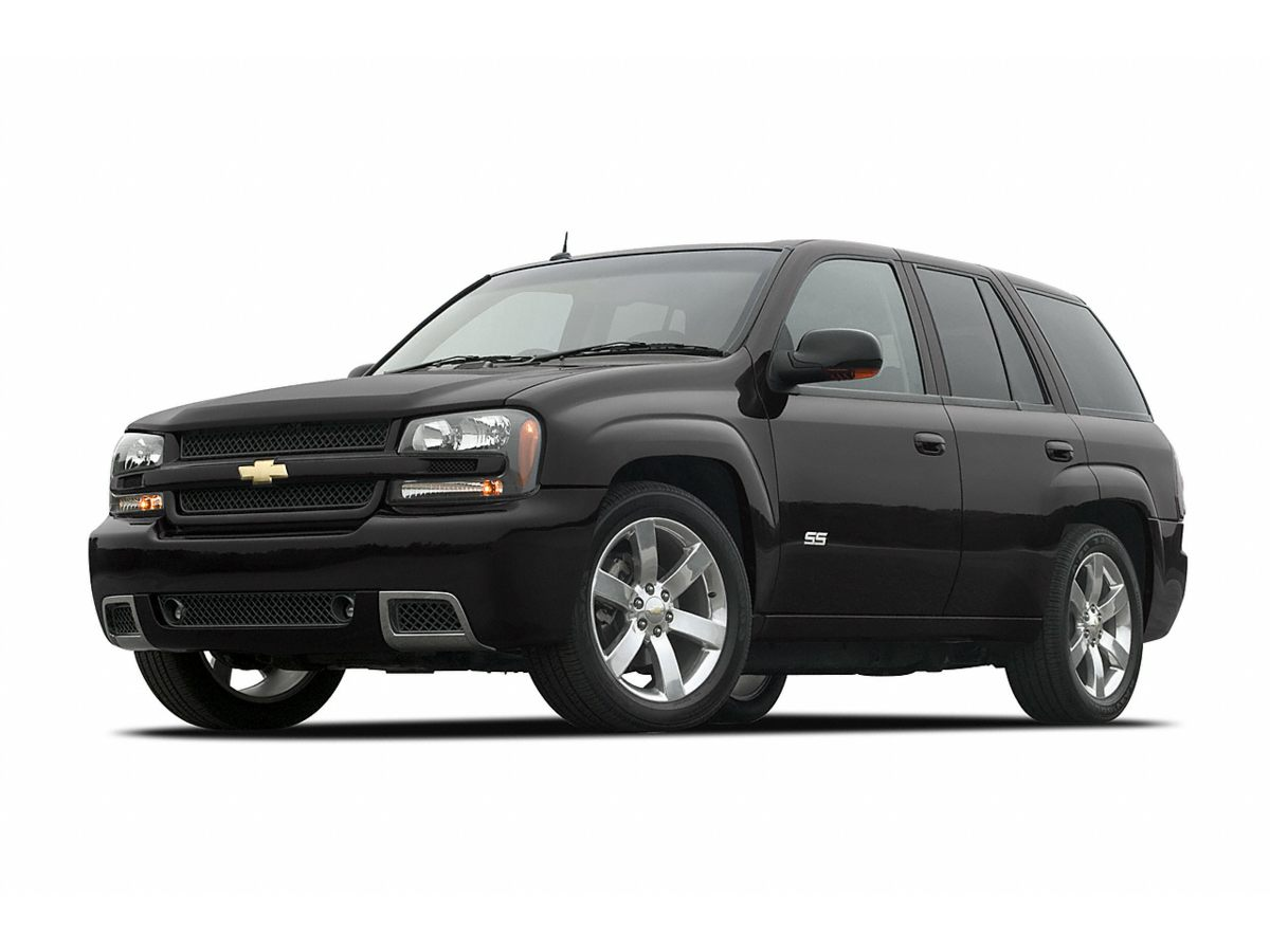 2007 Chevrolet TrailBlazer SS Black Chevrolet FEVER Call ASAP Put down the mouse because this