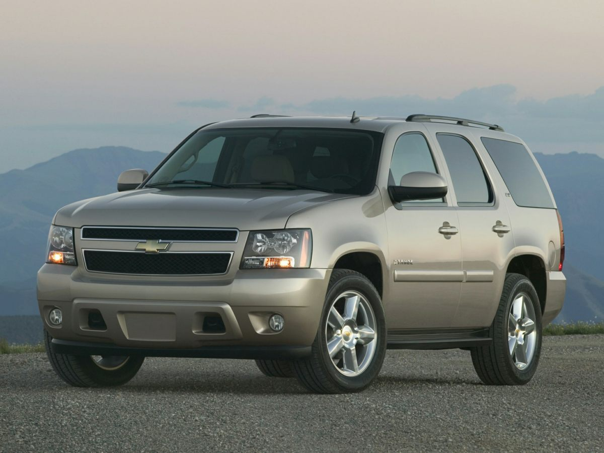 2007 Chevrolet Tahoe LTZ Gold LTZ Plus Sales Package 4WD Light CashmereEbony wCustom Leather