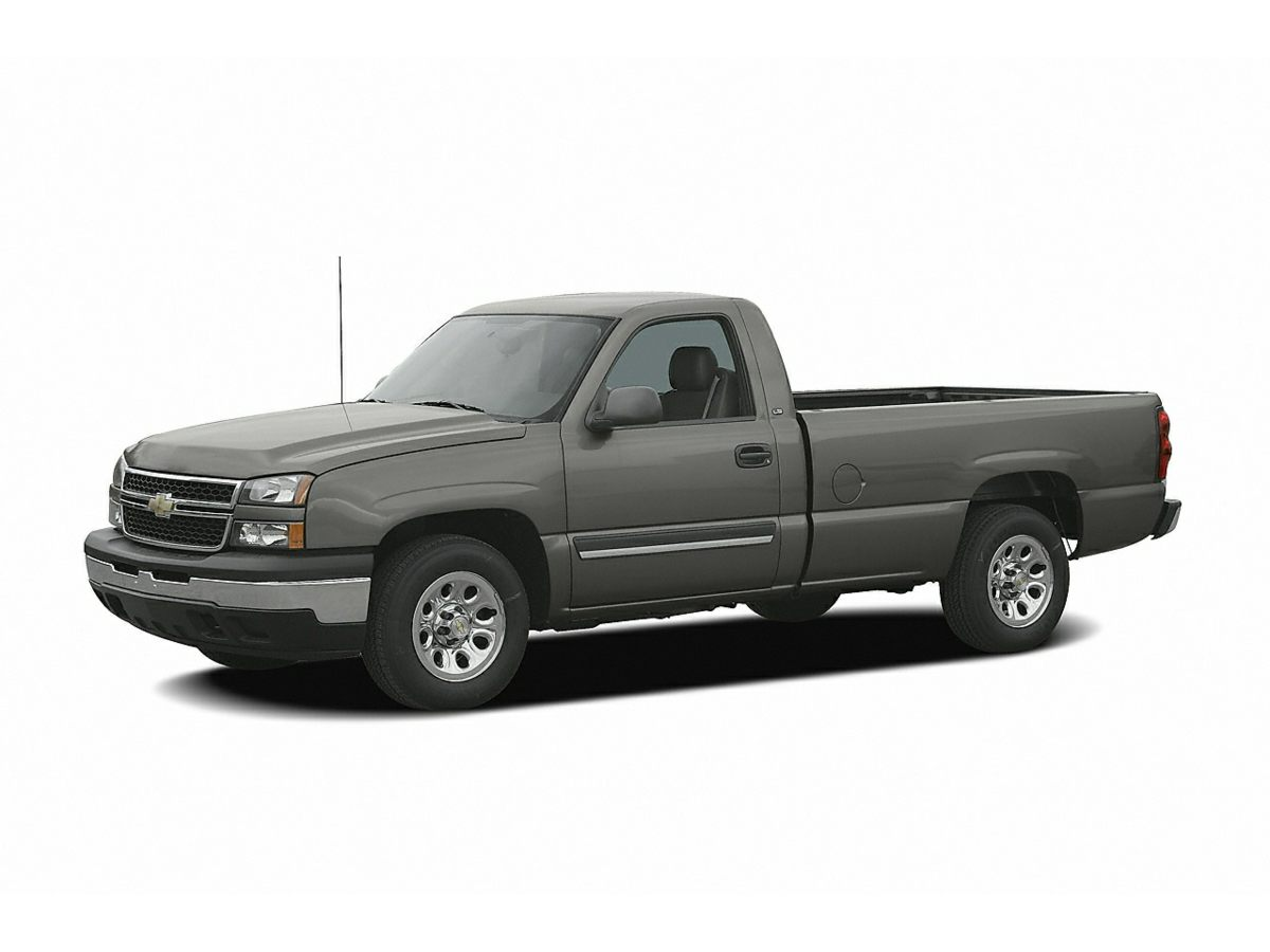 2007 Chevrolet Silverado 1500 Classic Work Truck Newly Detailed and LOTS OF MILES BUT RUNS GREAT