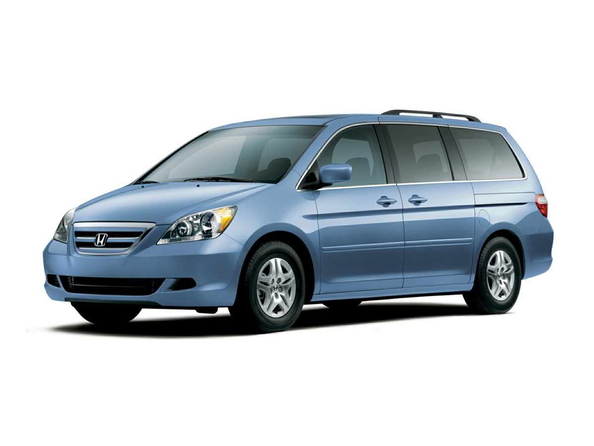 2007 Honda Odyssey EX-L Black 4312 Axle Ratio16 Alloy WheelsHeated Front Bucket SeatsLeather