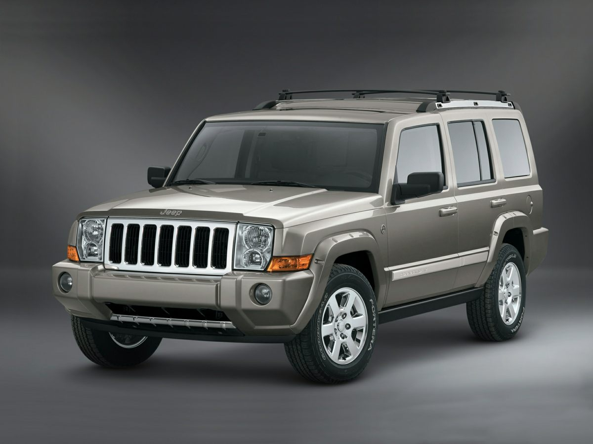 2007 Jeep Commander Sport Drive this home today Isnt it time for a Jeep Be the talk of the t