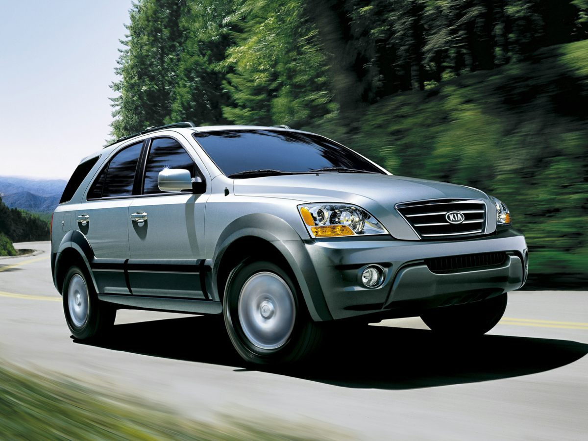2007 Kia Sorento LX Gold Call us at 866-399-4220 or Stop by httpwwwCourtesychevcom to see m