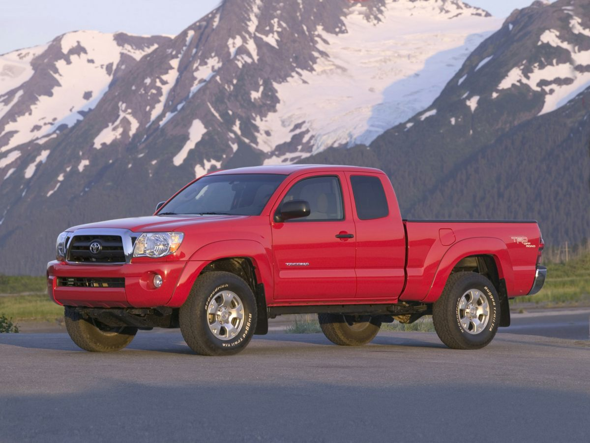 2007 Toyota Tacoma car for sale in Detroit