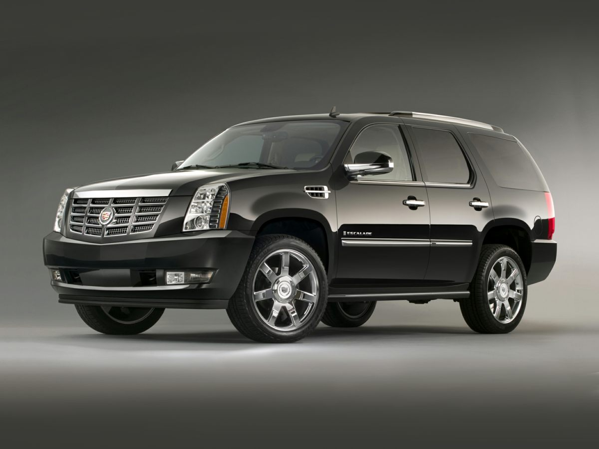 2008 Cadillac Escalade Base White At Mac Haik Dodge Chrysler Jeep Ram Temple  Killeen YOURE 1