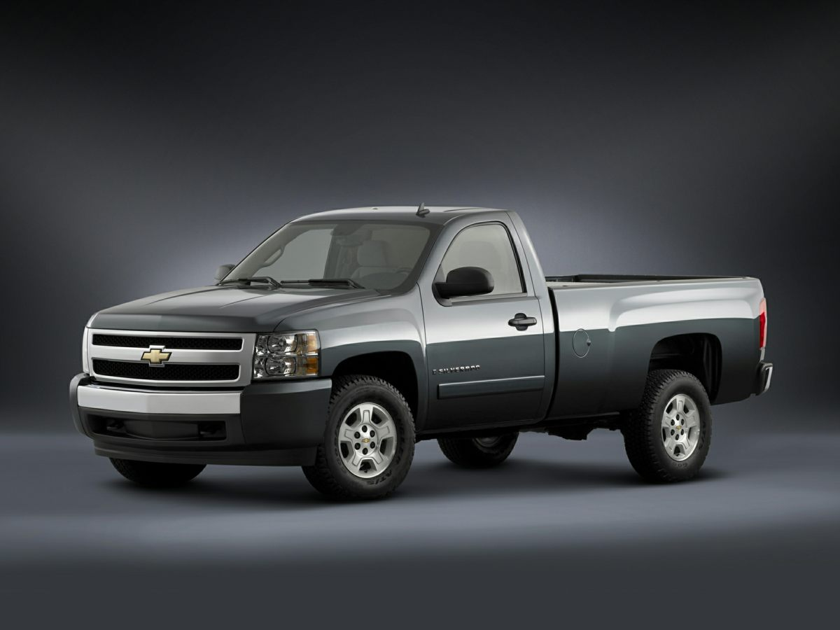 2008 Chevrolet Silverado 1500 Work Truck Black Take your hand off the mouse because this 2008 Chev