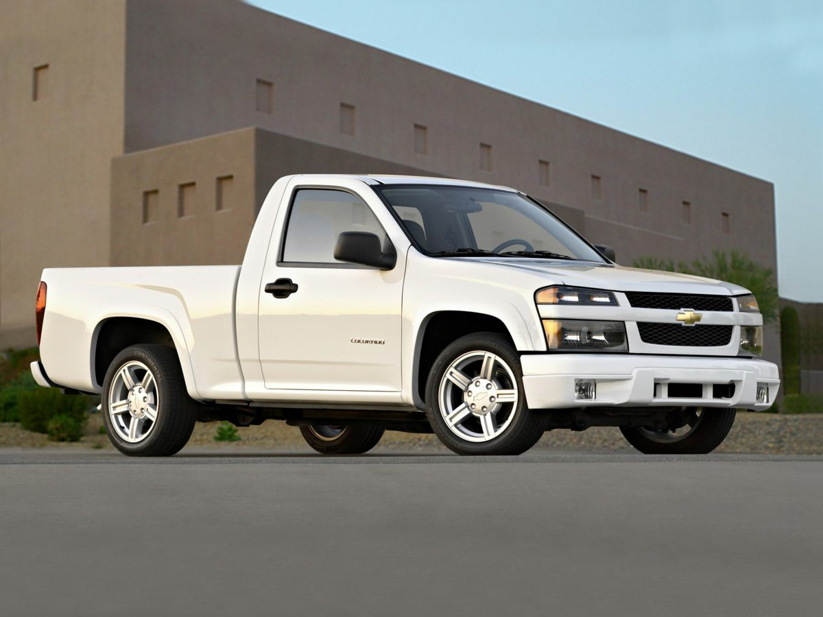2008 Chevrolet Colorado LT ()