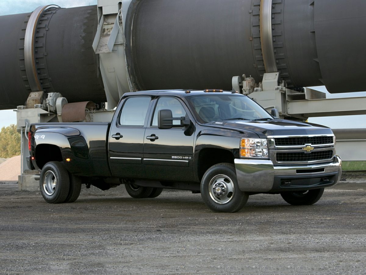 Used 2008 Chevrolet Silverado 3500HD