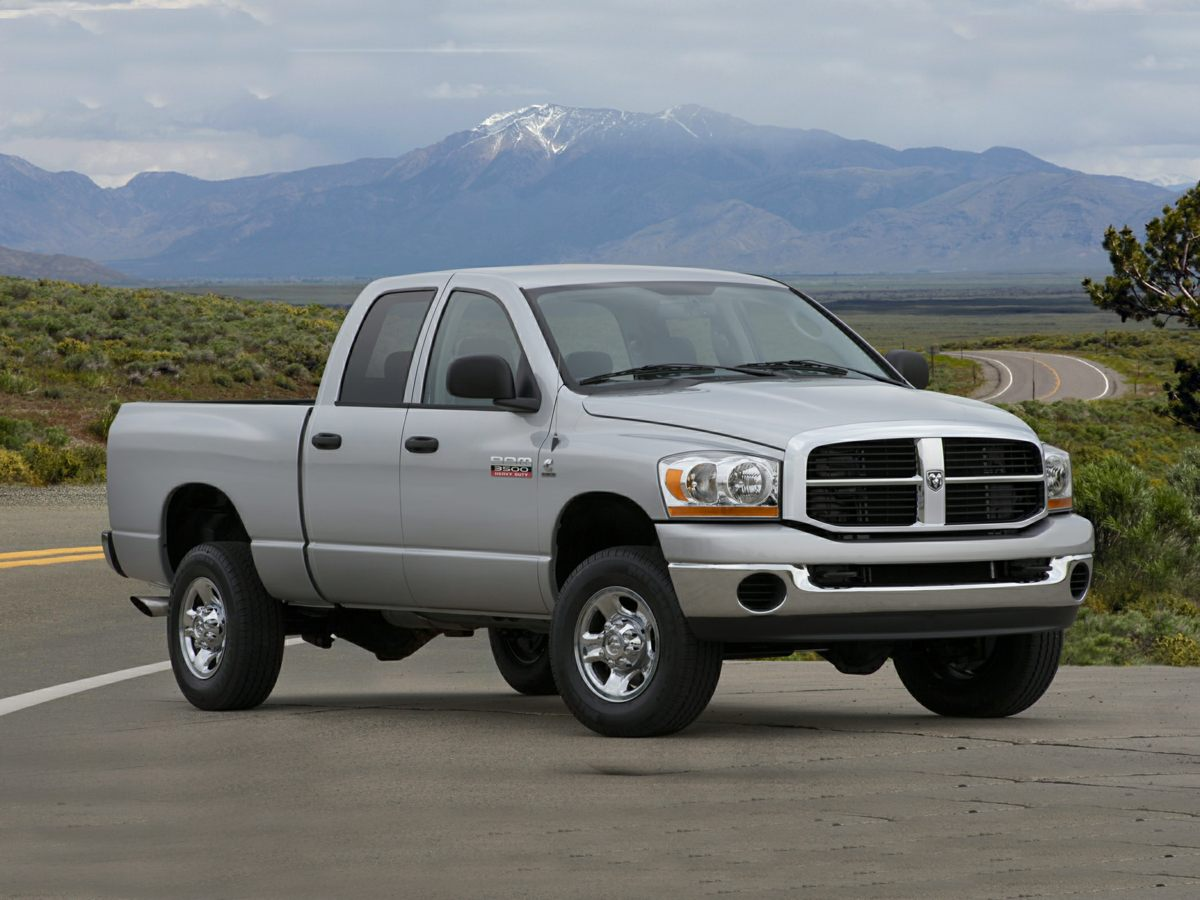 2008 Dodge Ram 2500 Gray Best color Theres no substitute for a Dodge Set down the mouse becau
