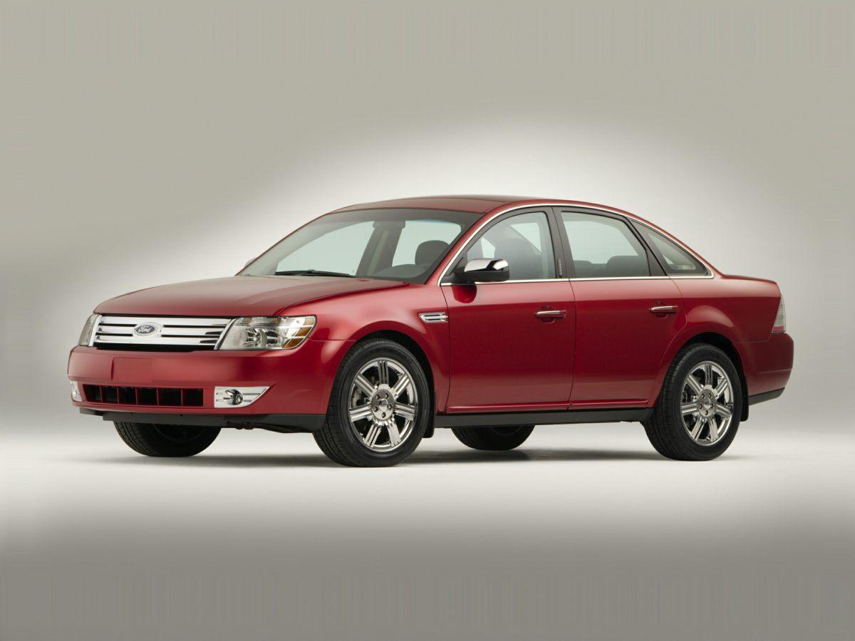 2008 Ford Taurus Limited Black Sleek Black All Wheel Drive Creampuff This stunning 2008 Ford