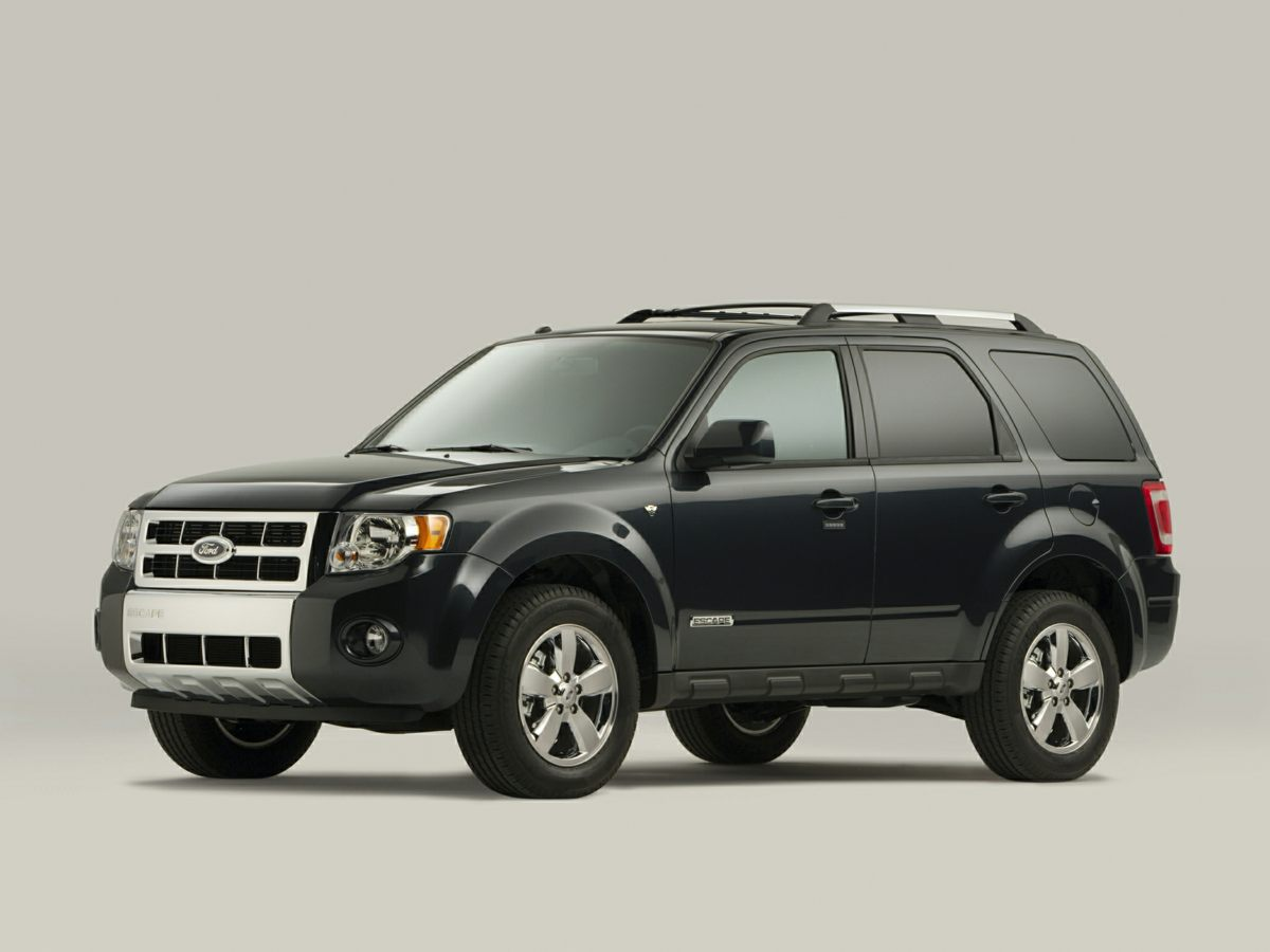 2008 Ford Escape XLT Silver Yeah baby Oh yeah Stop clicking the mouse because this 2008 Ford E