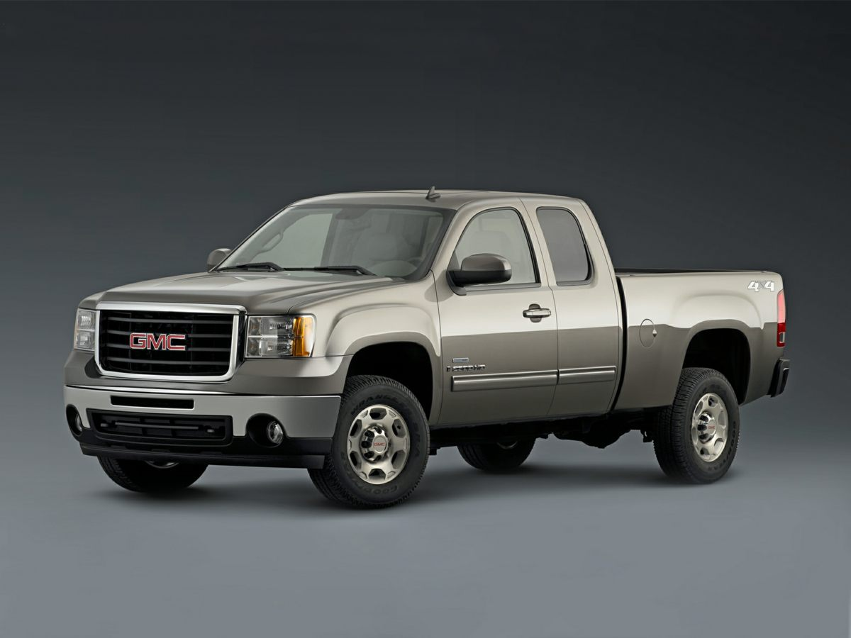 Used 2008 GMC Sierra 2500HD