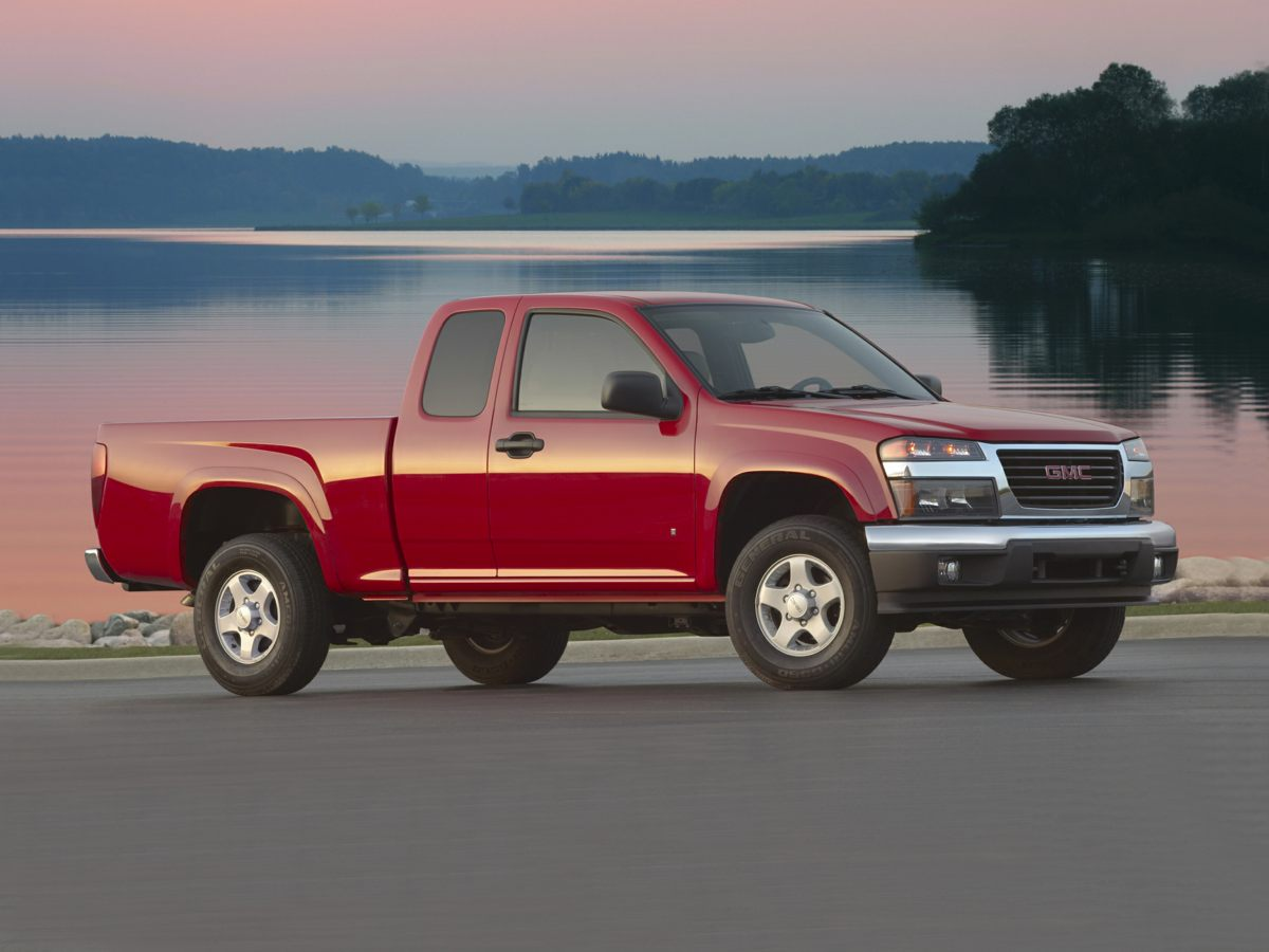 2008 GMC Canyon  ()