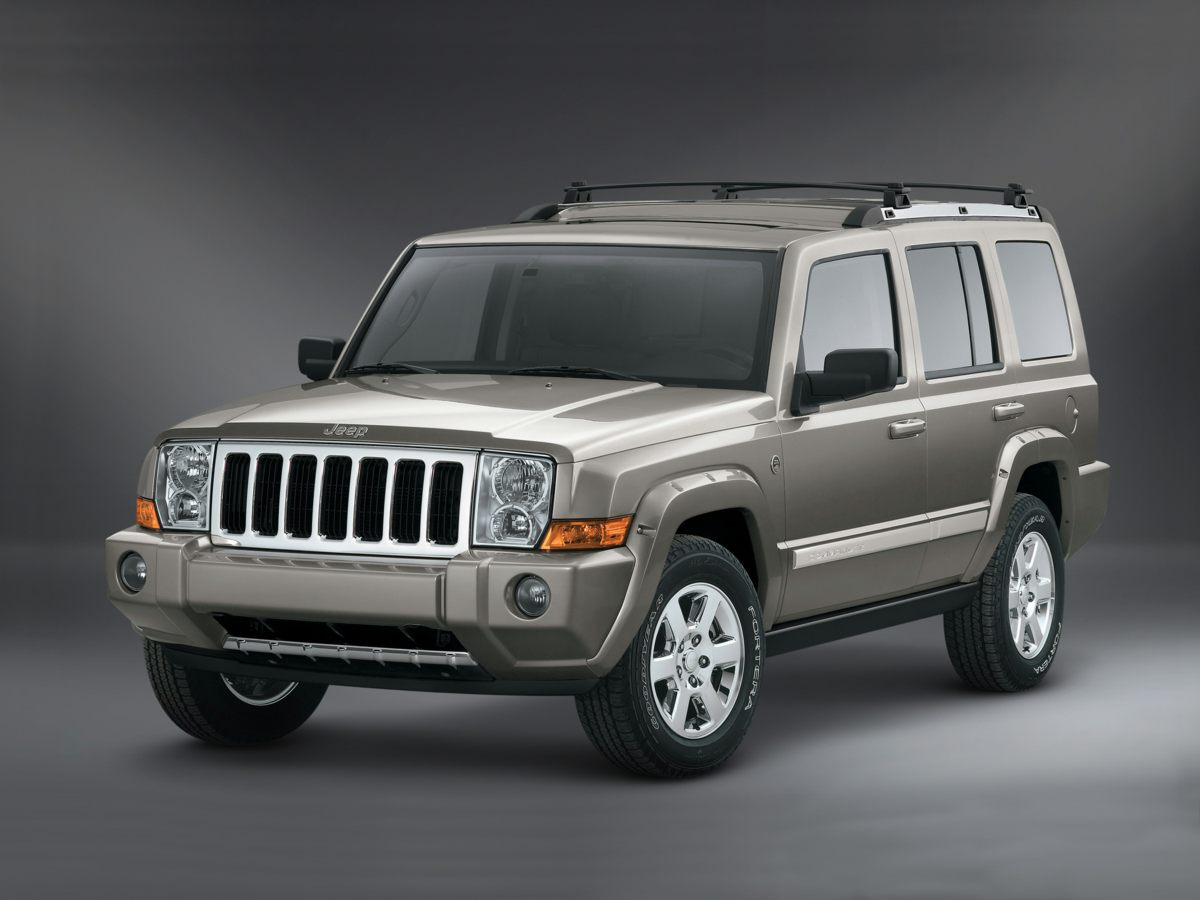 2008 Jeep Commander Sport 4WD You win Yes Yes Yes This outstanding-looking 2008 Jeep Commande