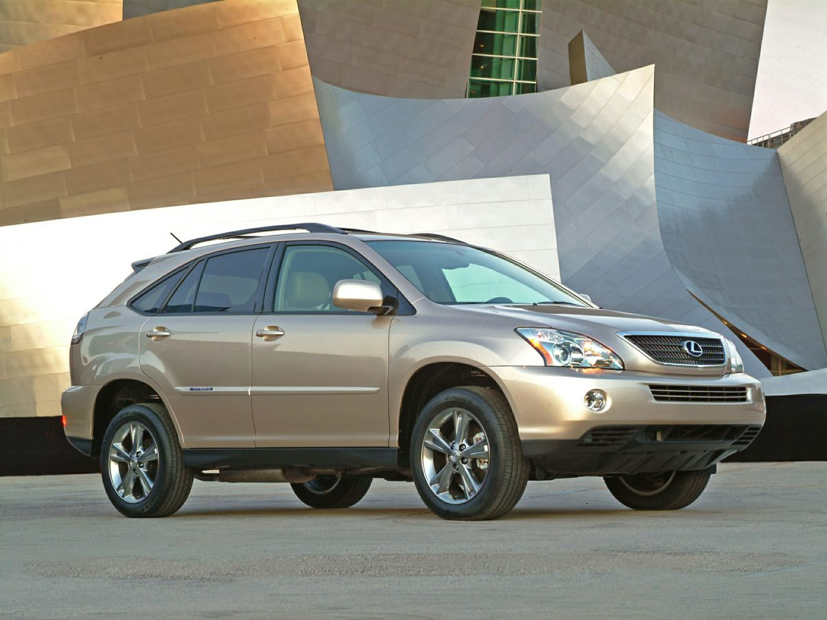 2008 Lexus RX 400h Silver Purchased special for our inventory 2008 LEXUS RX 400 HYBRID ALL WHEEL