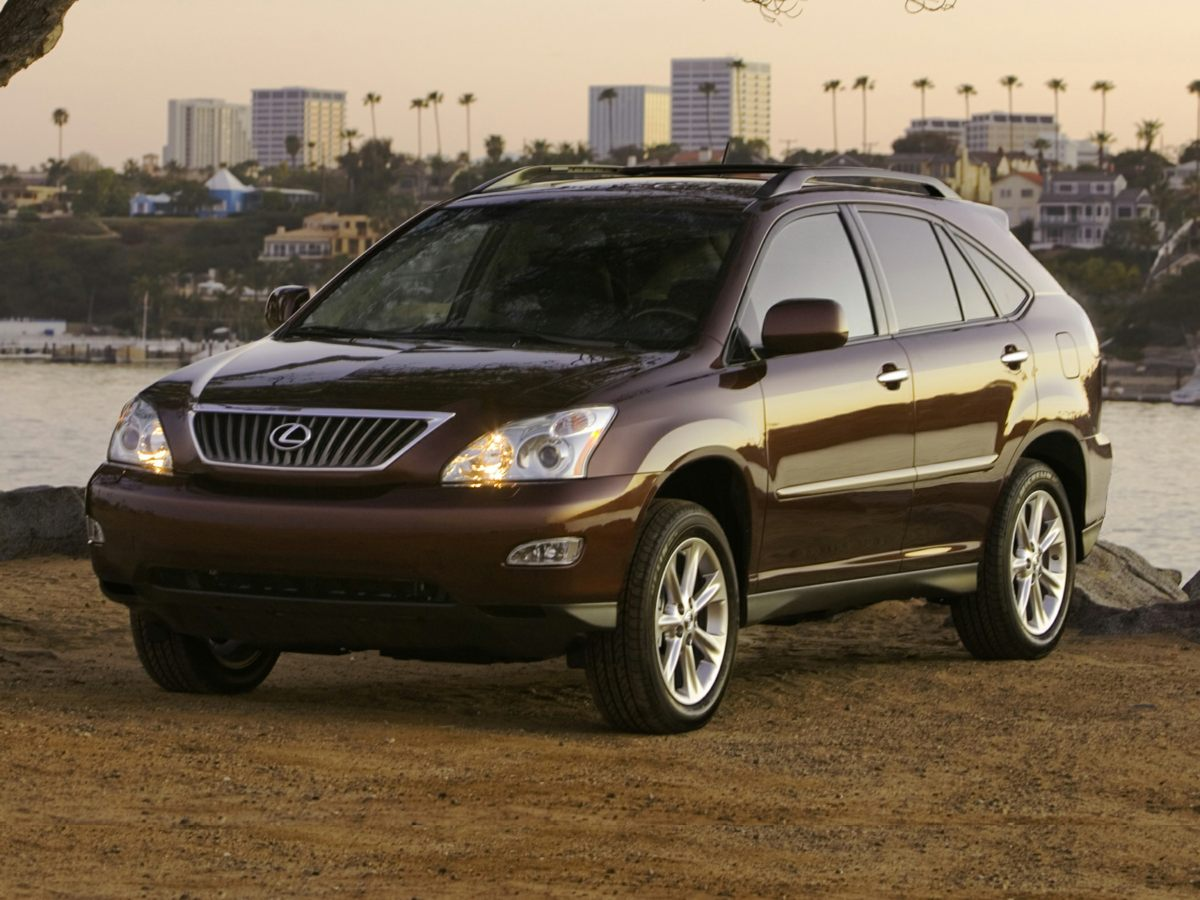 2008 Lexus RX 350 Gray You will not find a nicer pre owned RX Every EVERY possible option on thi