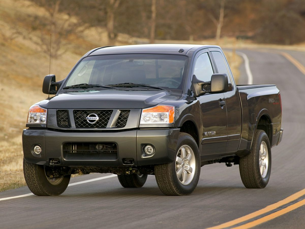 2008 Nissan Titan WORK AND PLAY Are you ready for the next adventure This 2008 Nissan Titan prom