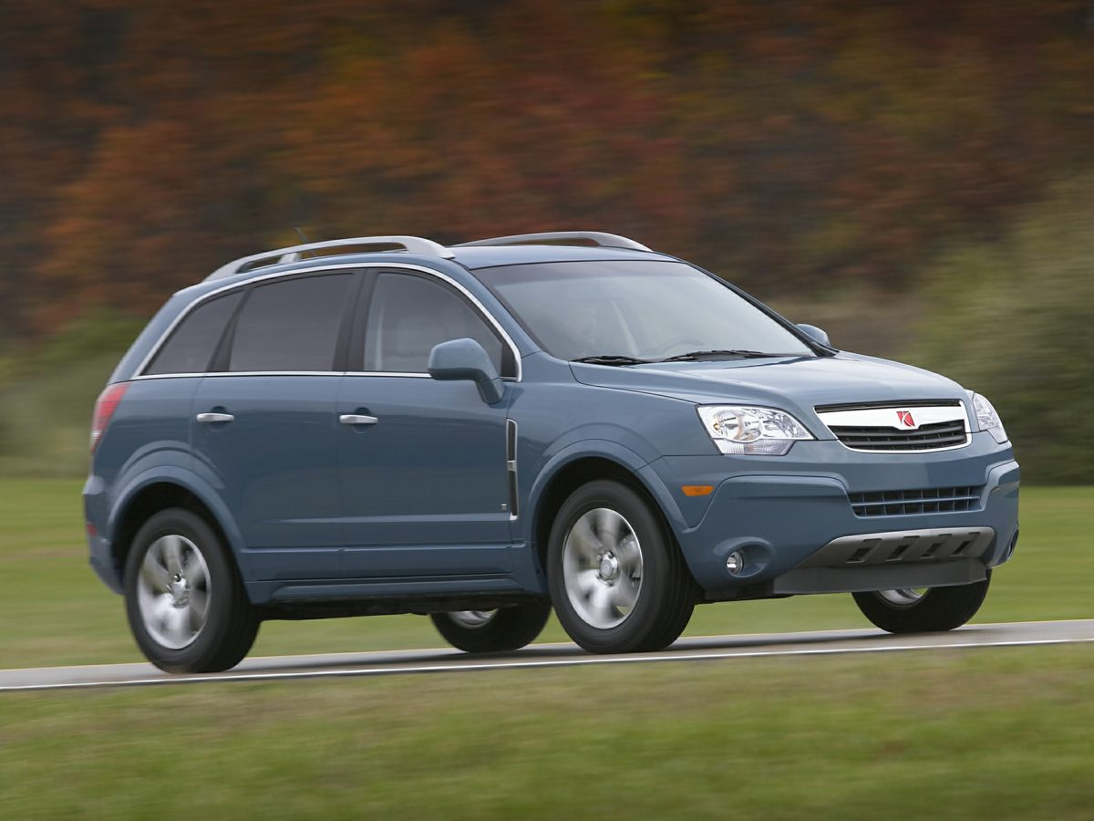 2008 Saturn VUE XE You Win Yes Yes Yes Creampuff This stunning 2008 Saturn VUE is not going
