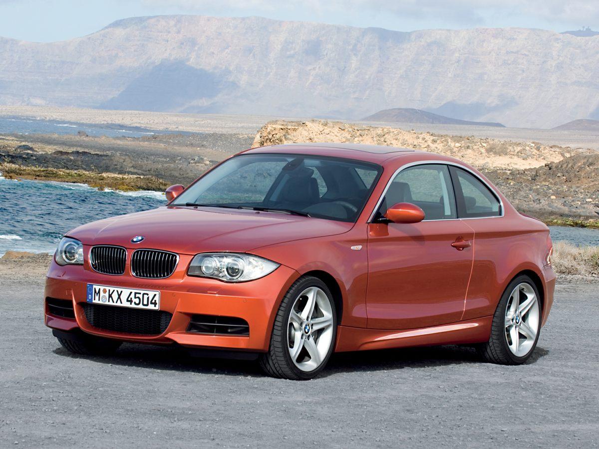 2011 BMW 1 Series 128i Gray 8-Way Adjustable Front SeatsLeatherette UpholsteryRadio Anti-Theft