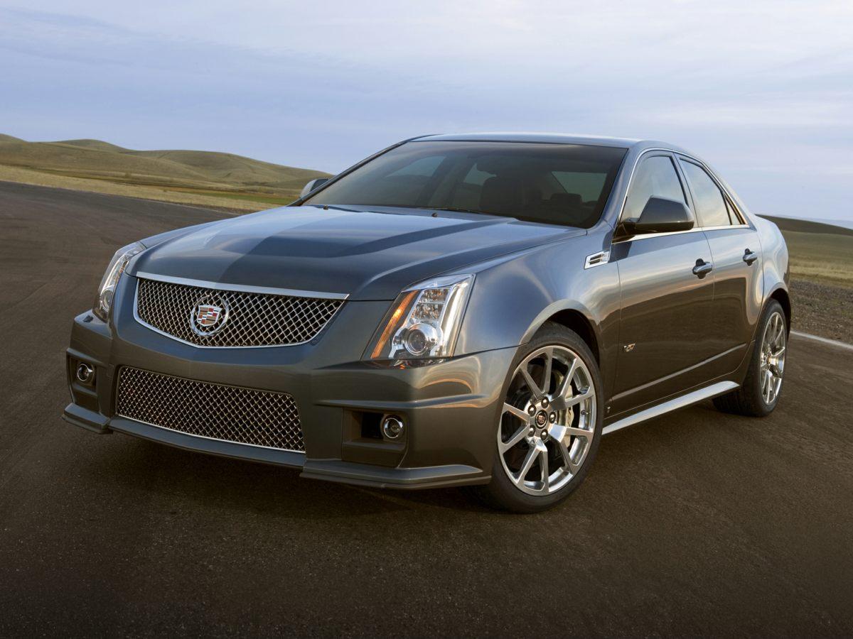 Used 2009 Cadillac CTS-V