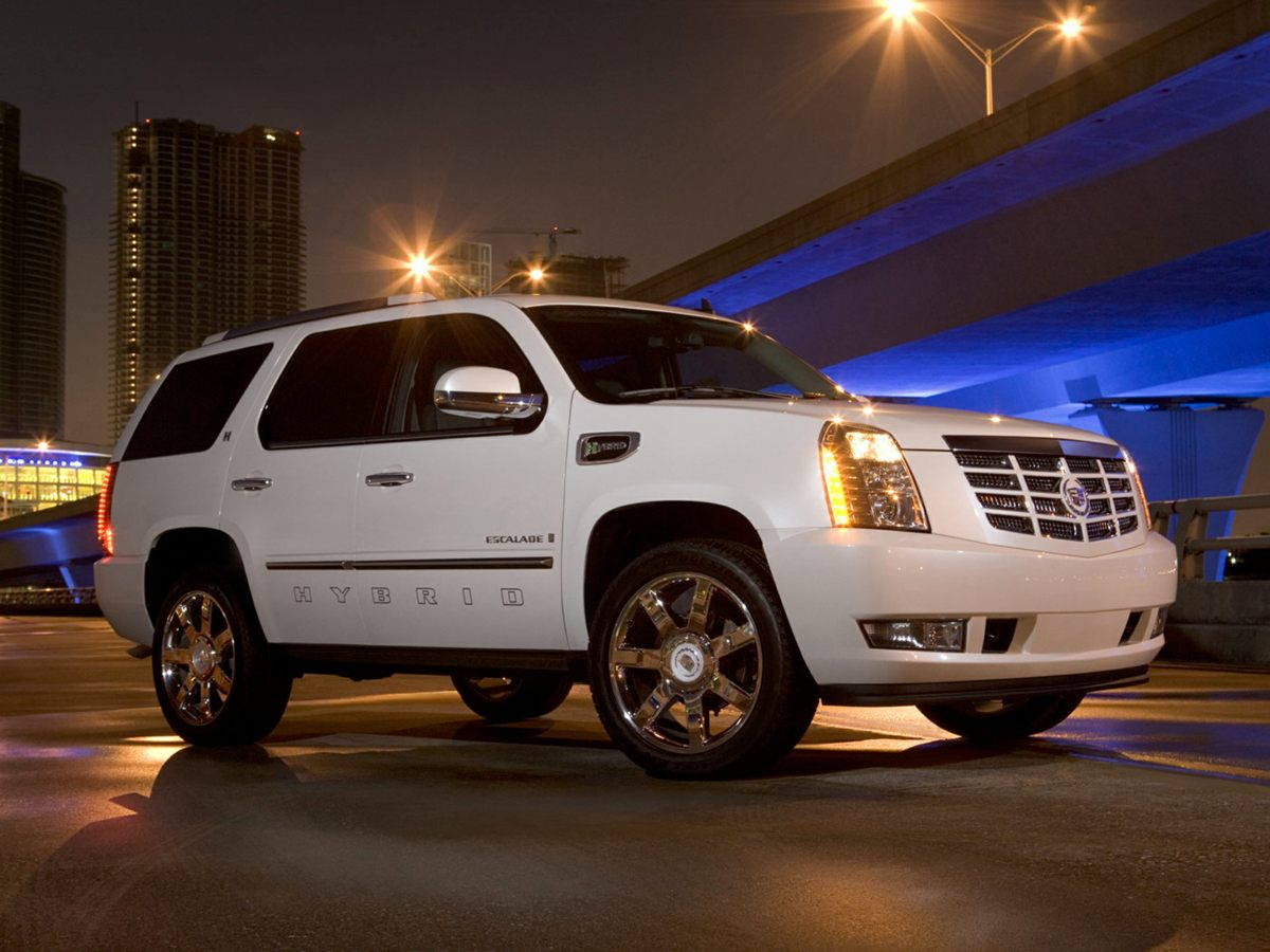 Used 2009 Cadillac Escalade