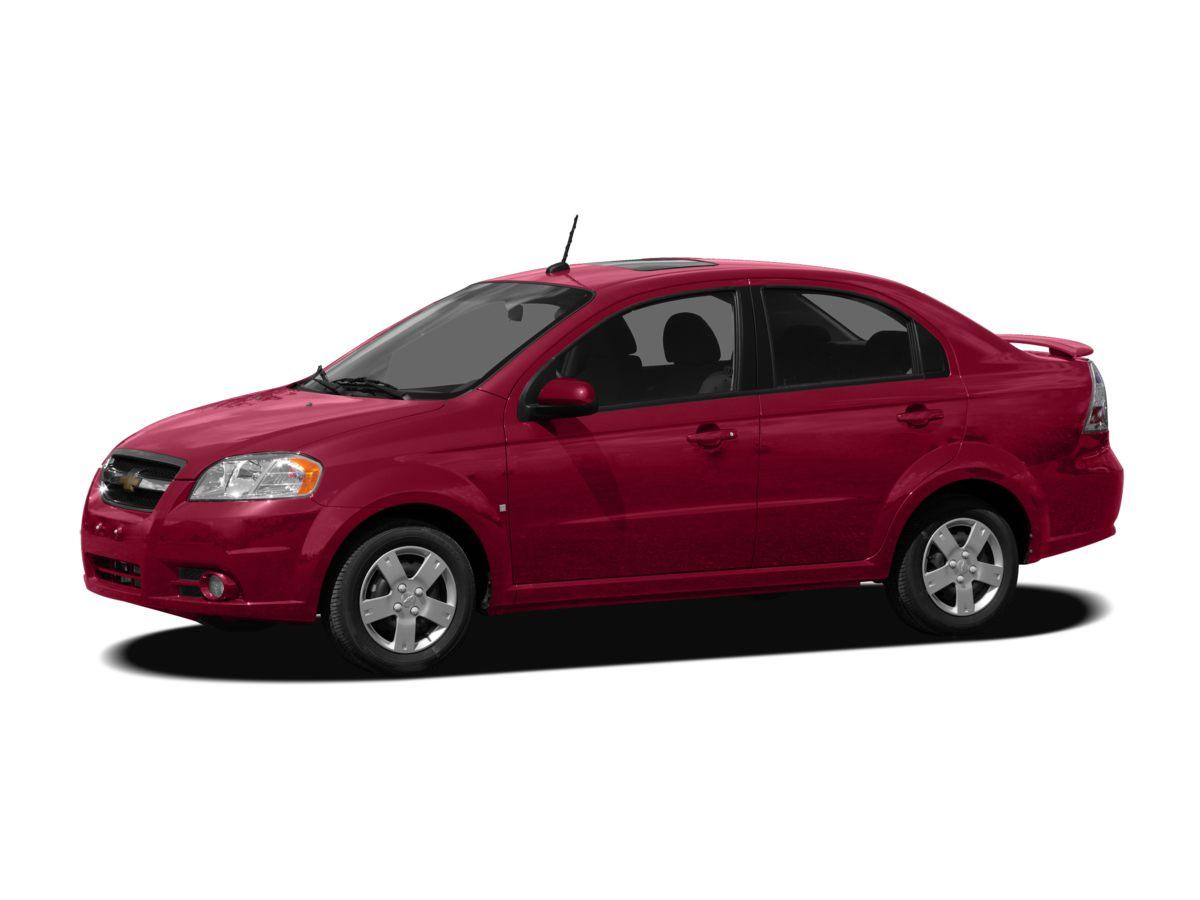 2009 Chevrolet Aveo  ()