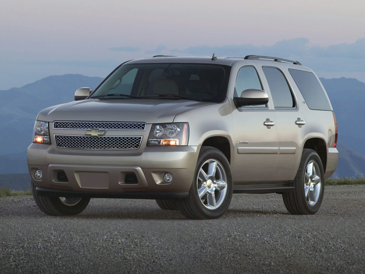 2010 Chevrolet Tahoe LTZ White Sun Entertainment  Destinations Package Power Tilt-Sliding Sunr