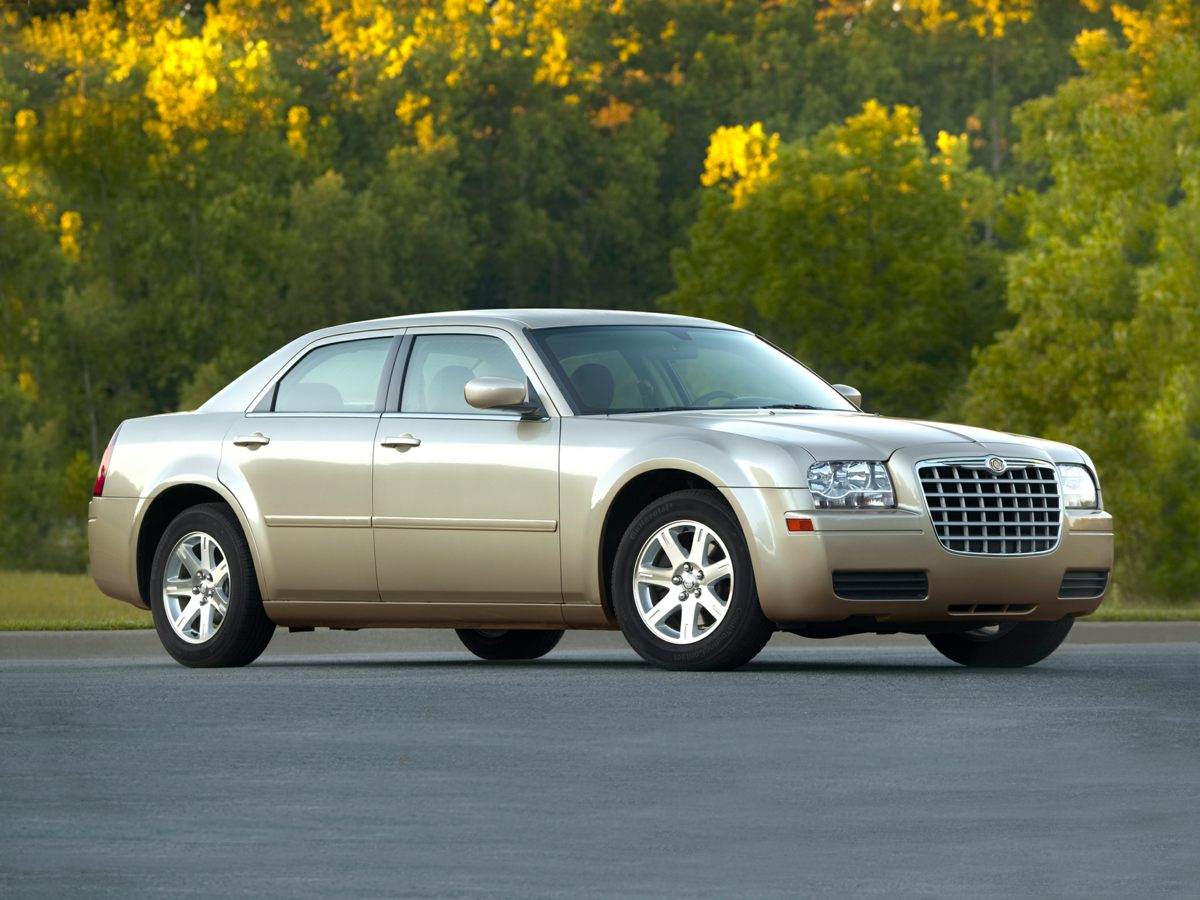 2009 Chrysler 300 Red Red Hot You Win Creampuff This beautiful 2009 Chrysler 300 is not going