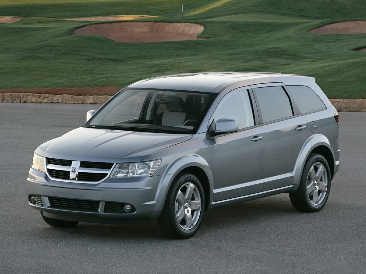 2010 Dodge Journey SXT A JOURNEY YOU WONT FORGET This 2010 Dodge Journey SXT is absolutely stunni
