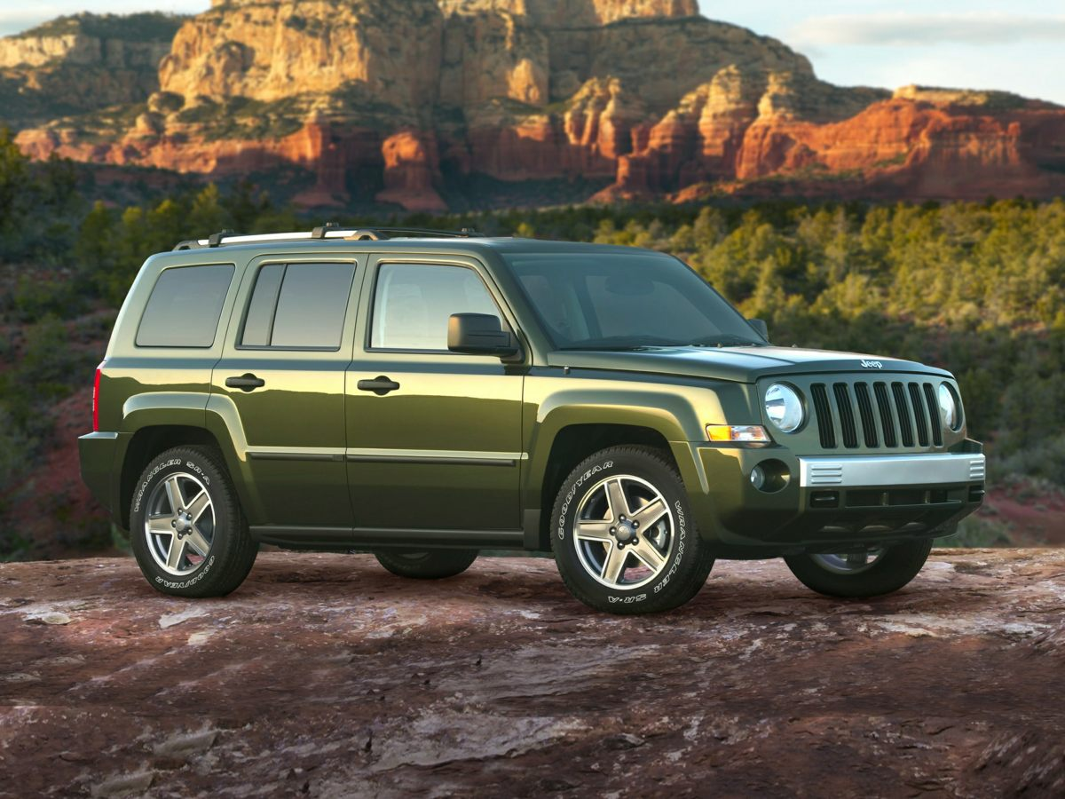 Used 2009 Jeep Patriot