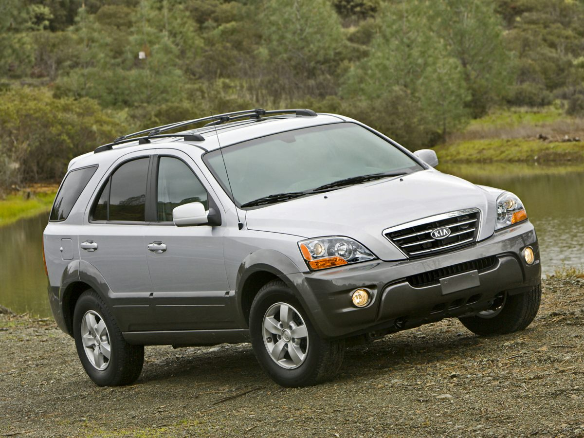 2009 Kia Sorento LX Gray Yes Yes Yes Oh yeah Put down the mouse because this 2009 Kia Sorent