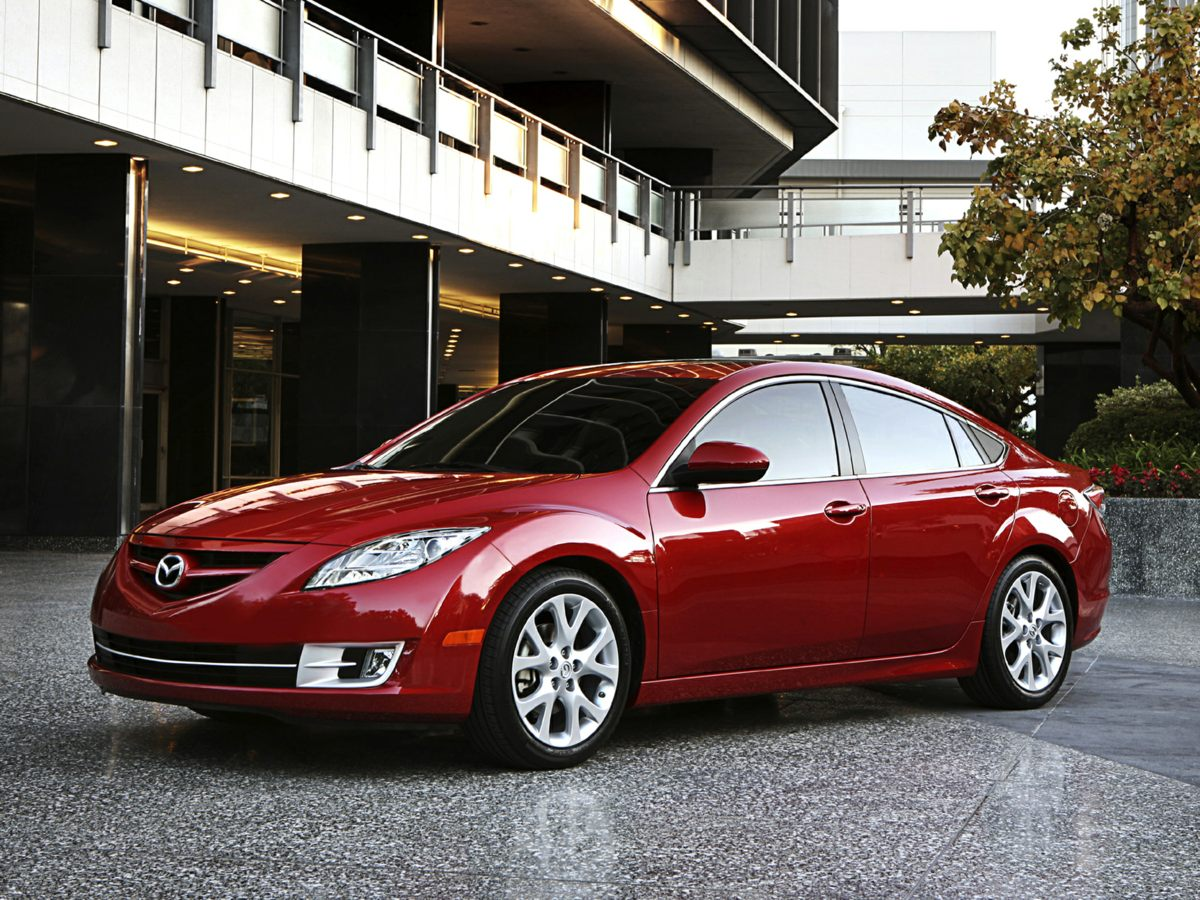 2009 Mazda Mazda6 i Oh yeah You Win Creampuff This gorgeous 2009 Mazda Mazda6 is not going to