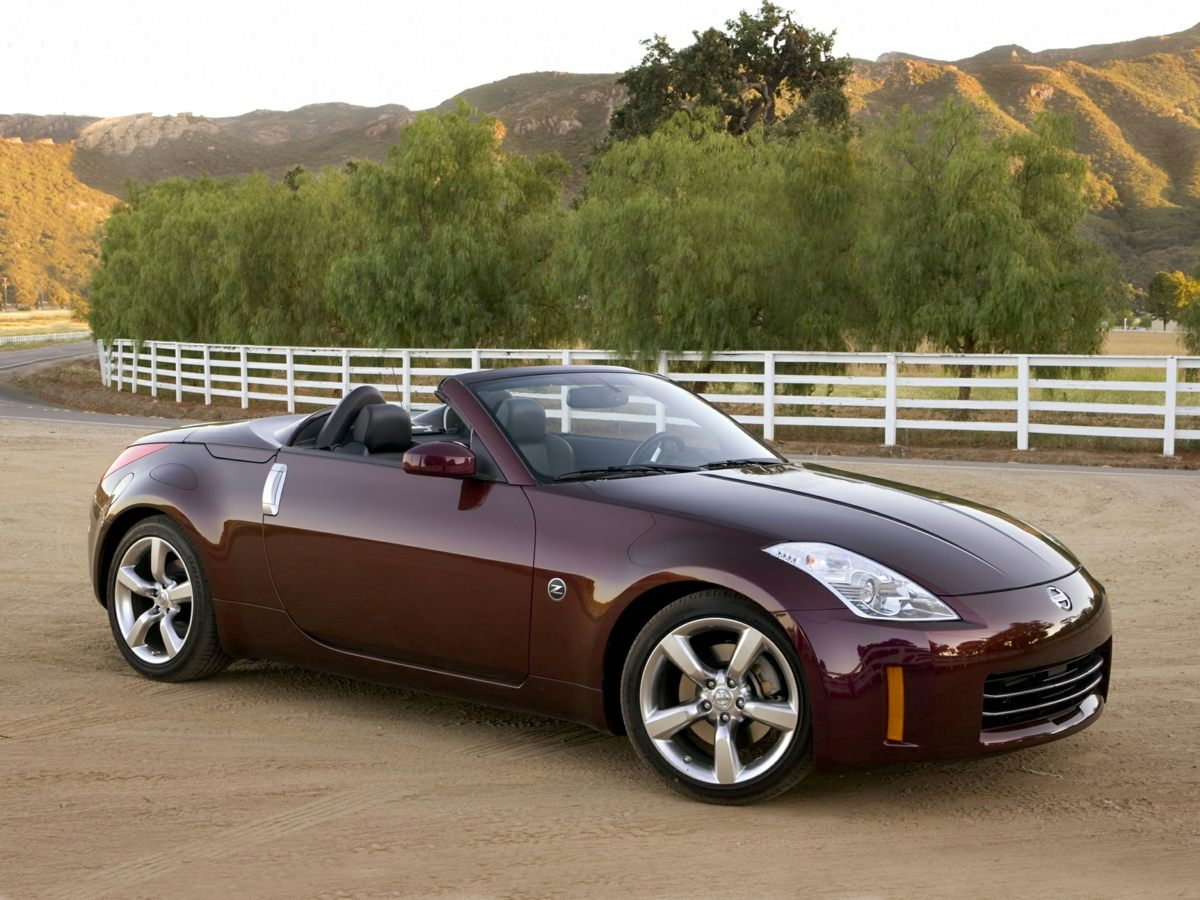 2009 Nissan 350Z Enthusiast White 200 YEAR ENGINE WARRANTY 3-DAY MONEY BACK GUARANTEE AND 30-DAY
