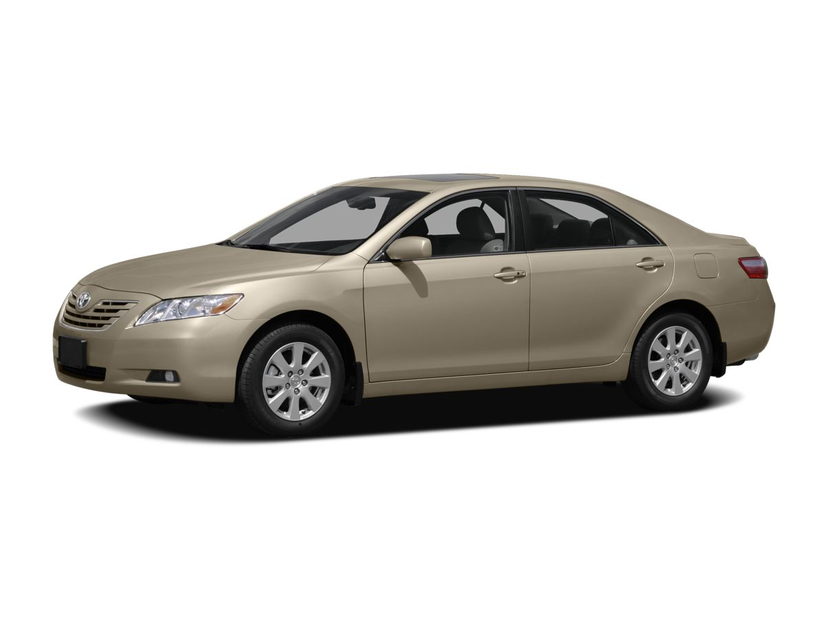 2009 Toyota Camry Front Bucket Seats4-Wheel Disc BrakesAir ConditioningFront Center ArmrestTac