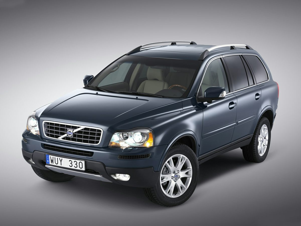 2011 Volvo XC90 Front Bucket SeatsRadio AMFM Single Disc CD Player4-Wheel Disc BrakesAir Cond