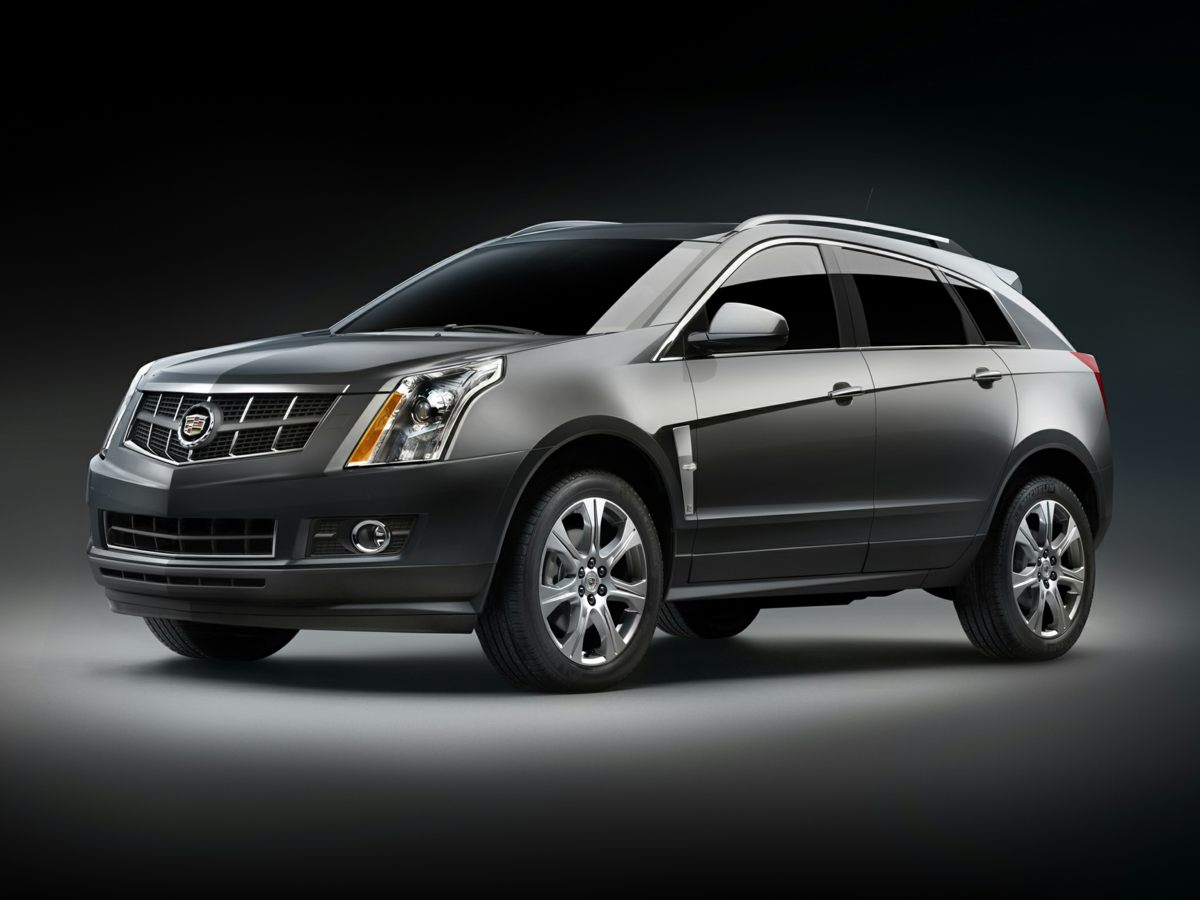 2010 Cadillac SRX Luxury Gray AWD Ride is top-of-the-line VIP seating There are used SUVs and