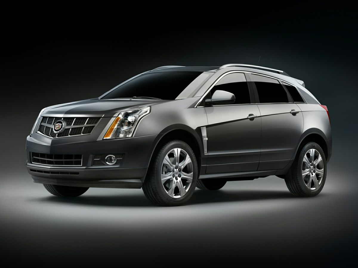 2012 Cadillac SRX Performance Black With such low miles this ones going to go fast Make a quic