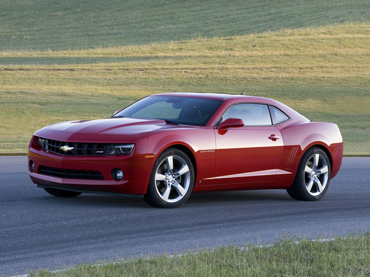 Used 2010 Chevrolet Camaro