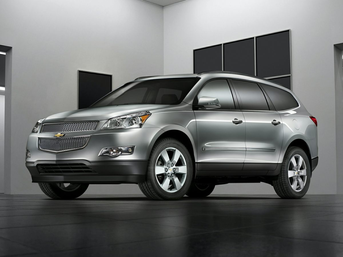 2012 Chevrolet Traverse LT Cloth