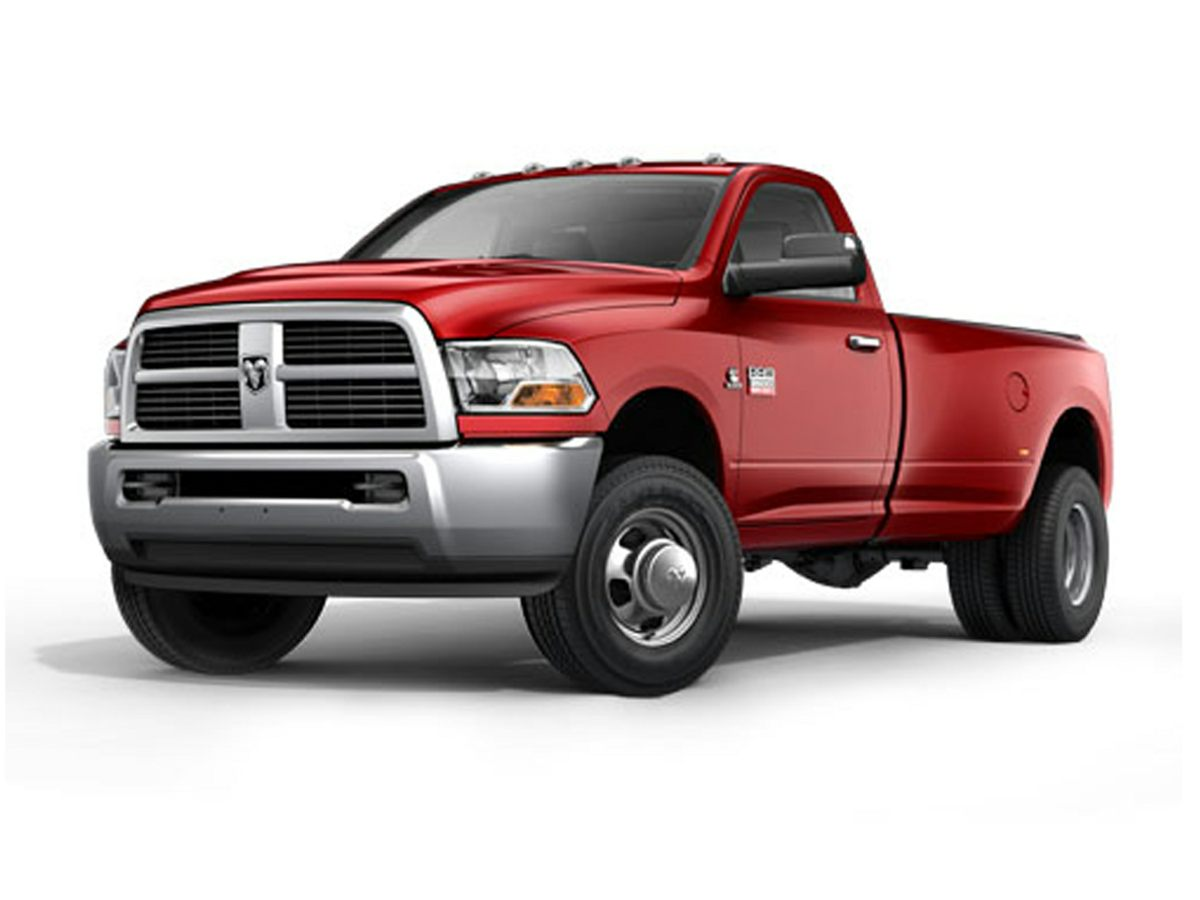2011 Dodge Ram 3500 White Classy White 4WD Creampuff This handsome 2011 Dodge Ram 3500 is not