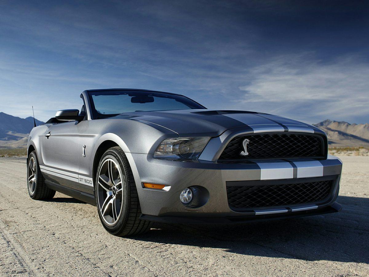 2011 Ford Mustang Black AMFM radioBrake assistBumpers body-colorCD playerConvertible roof li