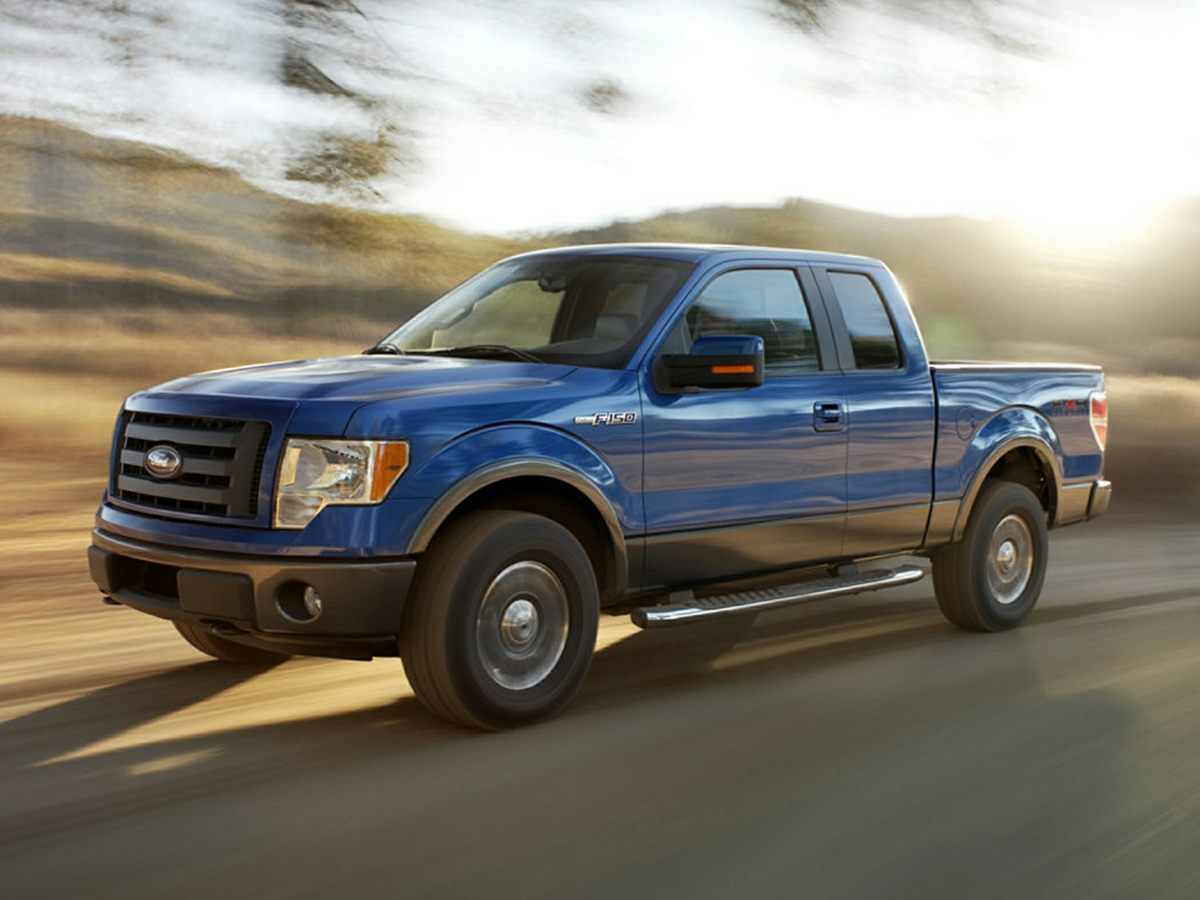 2012 Ford F-150 FX2 4D SuperCrew