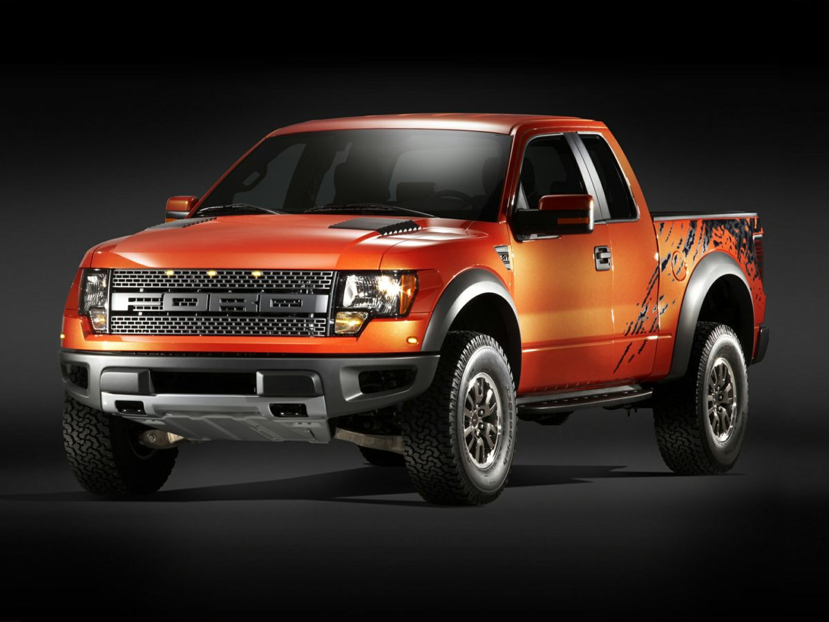 2011 Ford F-150 vehicle photo