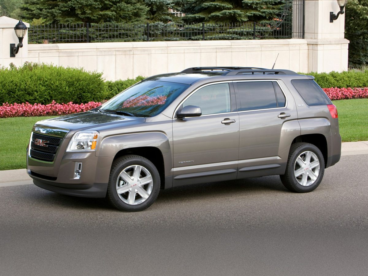 2015 GMC Terrain SLT-1 White Net Price includes 250 - Western Region Buick GMC Bonus Cash Exp