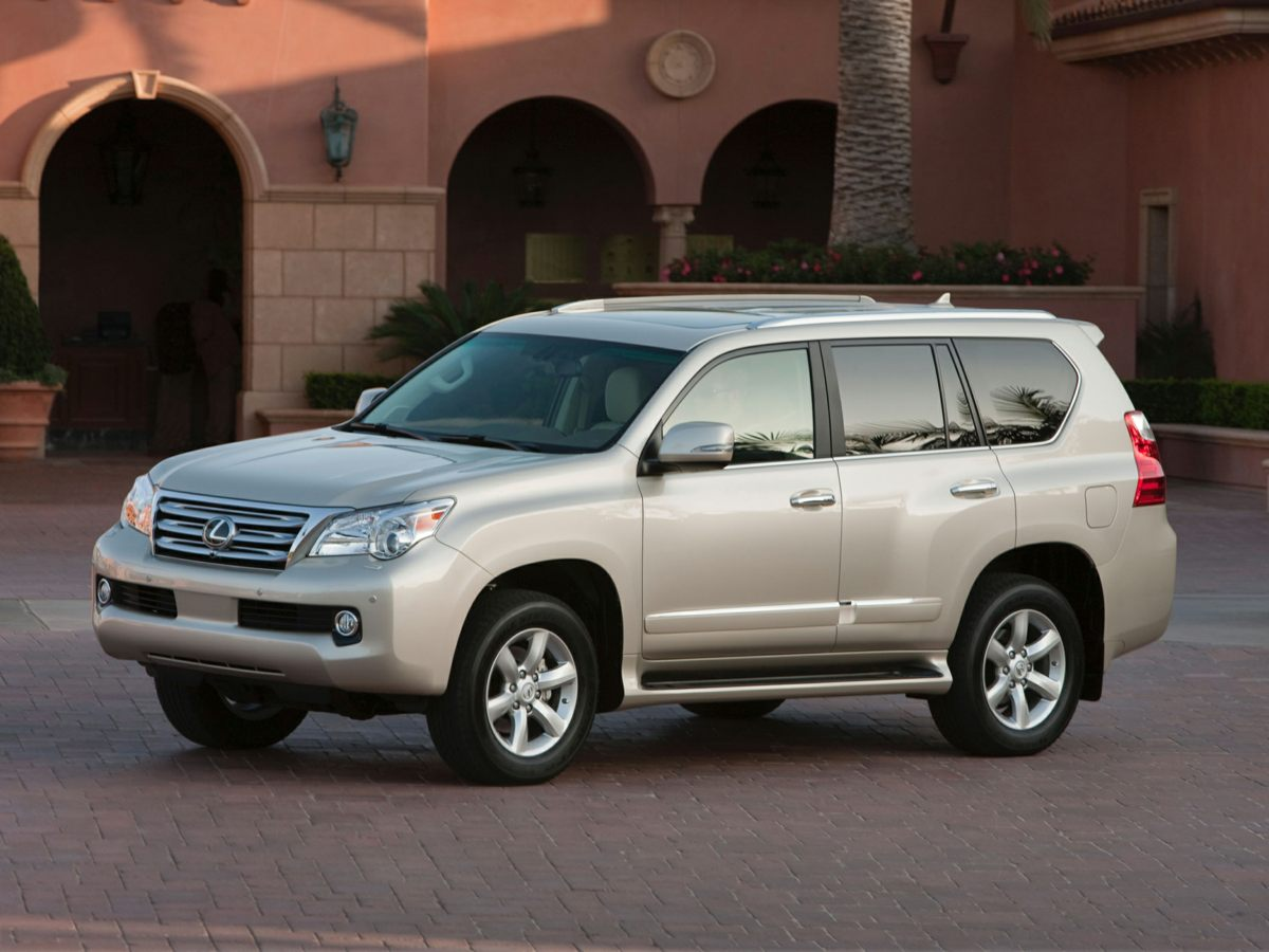 2012 Lexus GX 460 Premium White Lexus Certified 4X4 Car buying made easy Hey Look right here