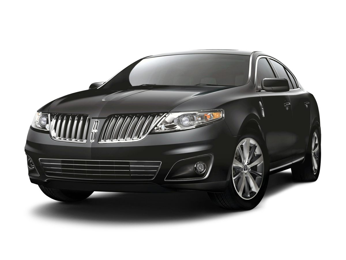 2012 Lincoln MKS Base Red 4D Sedan and Duratec 37L V6 VCT 24V Aerodynamic ride quality Smooth